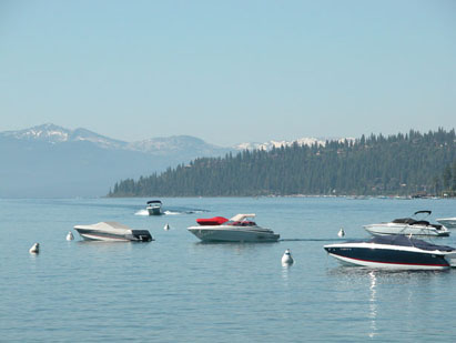 This is Carnelian Bay.  A great place to find your lake tahoe vacation rentals